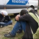 1045 határsértőt tartóztattak fel egy nap alatt