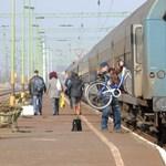 Késnek a vonatok a dunaújvárosi vonalon, mert halálra gázoltak egy embert