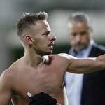 Bizonyíték: a magyar focisták nem akarnak megizzadni a pályán