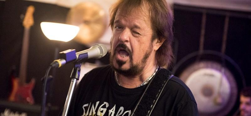 Súlyos betegséggel küzd a Neoton Família frontembere, de nem áll le a koncertezéssel