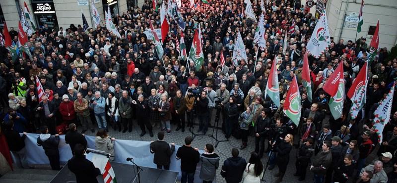 Gregor Bernadett először vállalta fel, hogy Jobbik-szimpatizáns