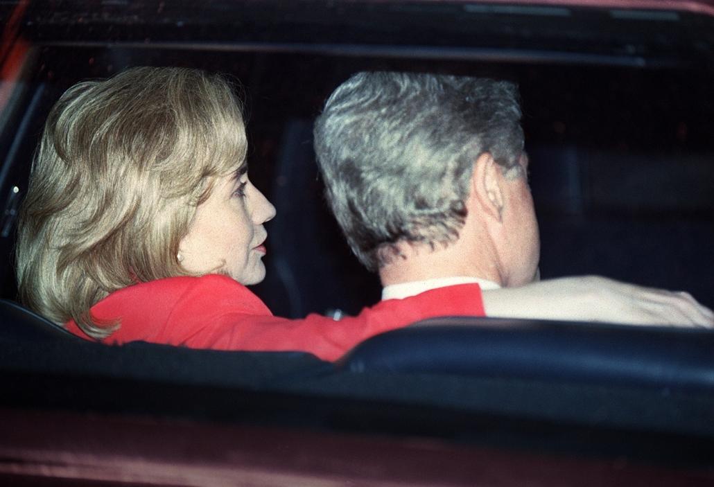 1996.06.28. - Franciao, Lyon - Bill és Hillary a G7 csúcstalálkozón - CLNTNAGY