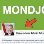 A Facebookon is követelik Schmitt Pál lemondását