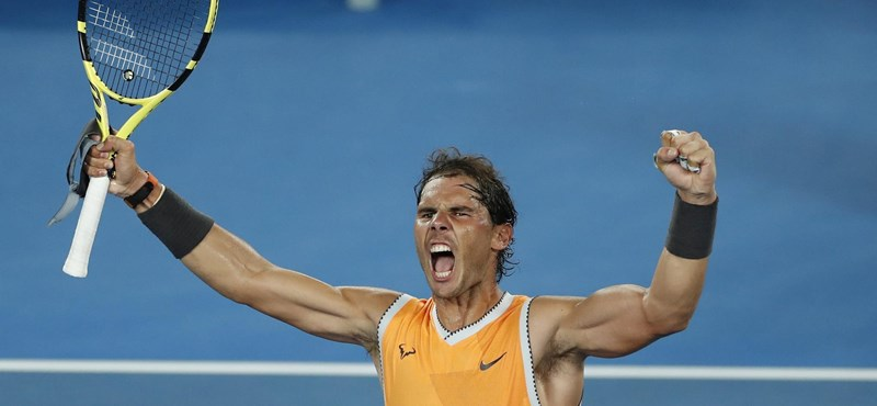 Nadal simán legyőzte Federert, döntős a Roland Garroson