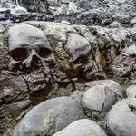 Már 795 emberi koponyára bukkantak az ősi azték templomban – videó