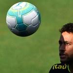 Neymar bemutatását megzavarta egy támadó