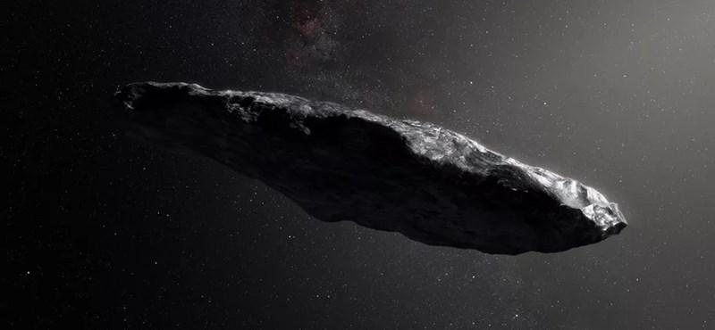 Most tanulmányban cáfolták, hogy idegen lények jöttek volna a bizarr aszteroidával