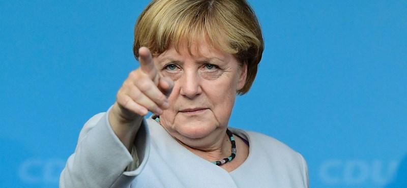 Kemény vádakat szegezett Putyinéknak Merkel
