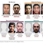 Németországból származhatnak a párizsi terroristák fegyverei