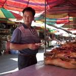 Hiába kérték a hatóságok, továbbra is árulnak kutyahúst a pjongcsangi éttermek