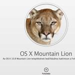 Idétlen hiba az Apple operációs rendszerében