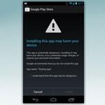 Hamarosan nem kell félnie, ha androidos alkalmazásokat tölt le