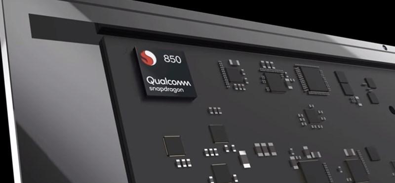 A PC-sek kaptak egy remek processzort a Qualcommtól