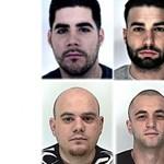 Szorul a hurok: ezt a négy Fradi-szurkolót keresi a rendőrség