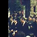 Ilyen volt egy ballagás 50 évvel ezelőtt: videó