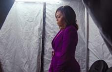 Michelle Obama a depressziójáról beszélt