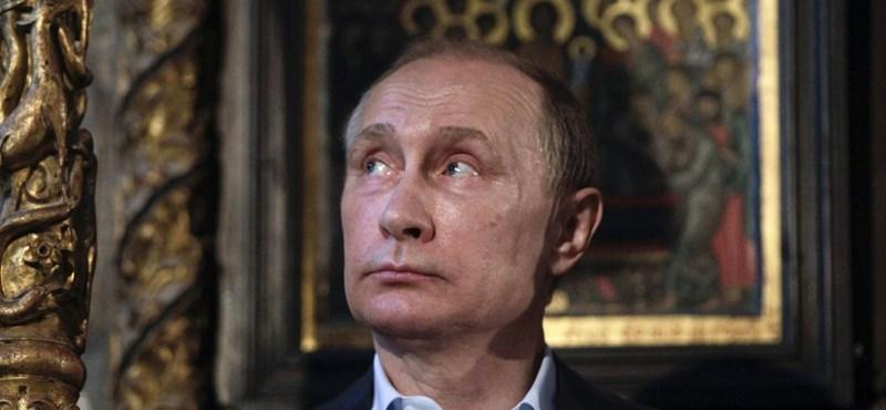 Putyinnak még Trumpénál is nagyobb a hatalma