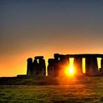 Nézzen Stonehenge-t élőben a neten!