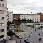 Megkezdődött a Móricz Zsigmond tér környékének kiürítése bomba hatástalanítása miatt