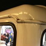 Újabb, nem is kis rozsdafoltokat fotóztak az orosz metrókon