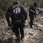Hosszú titkos alagutat találtak az amerikai-mexikói határnál