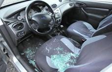 Hat autót tört fel két férfi egymás után Salgótarjánban