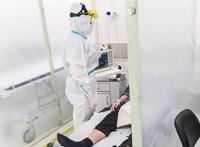 Az ország 18 kórházából irányítják át a szakembereket a fővárosi Covid-centrumokba