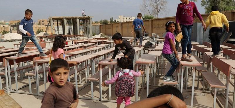 Kórházat építene Szíriában a kormány