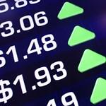 Tőzsdei emelkedés Amerikában, erősödik a dollár
