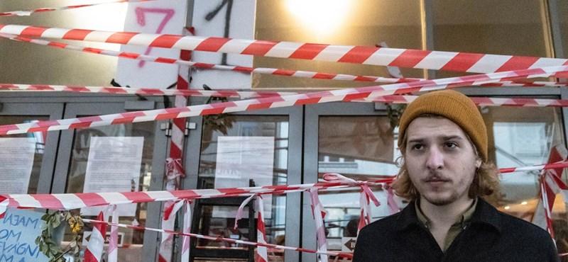 Pert indítanak az Oktatási Hivatal ellen az SZFE polgárai