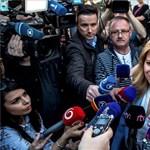 Bombariadó volt a szlovák köztársasági elnök házánál