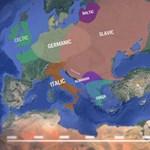 Látványos videó: innen erednek az európai nyelvek