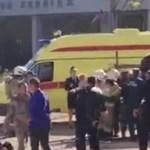 300 gramm TNT-vel egyenértékű bomba robbant a Krímben