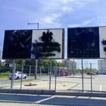 A Jobbik-plakátok megrongálását nem lesik rendőrök a bokorból