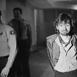 Rocksztárnak készült, végül szektás gyilkosságok tették világhírűvé Charles Mansont