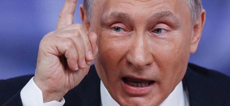 Háborognak az oroszok, mert Putyinék blokkolják a pornót