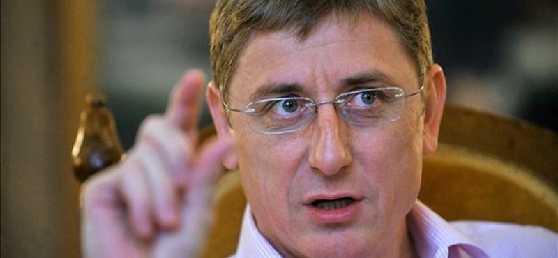 Gyurcsány: nagy siker a pártszavazás kiírása