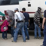 Újabb hatszáz határsértőt tartóztattak föl Csongrádban