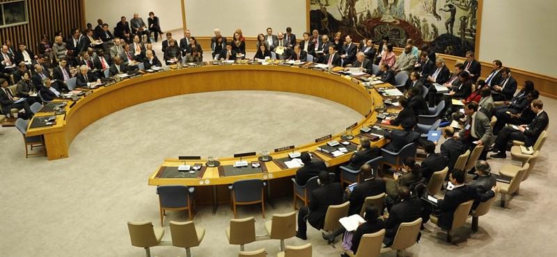 Nem volt egyetértés Koszovóról az ENSZ BT ülésén