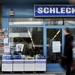 Elkelt a Schlecker német drogérialánc cseh része
