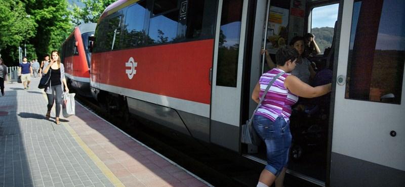 Milliárdok útépítésre és az esztergomi vasút korszerűsítésére