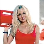 Merész trend tért vissza a 90-es évekből: hódít a Pamela Anderson-fürdőruha