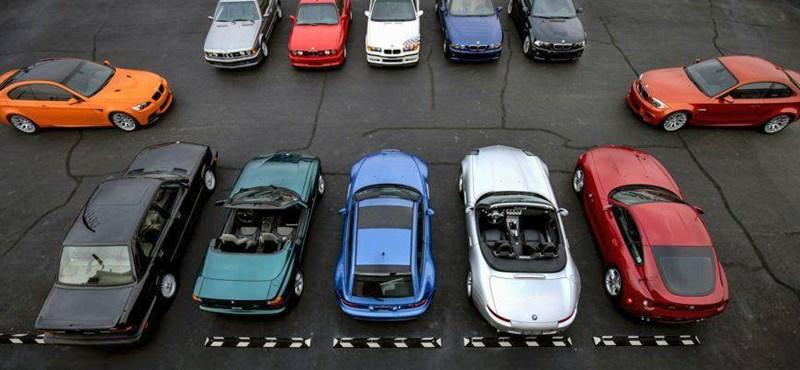Ez nem egy átlagos hirdetés: 650 millióért eladó csapatban ez a 13 BMW