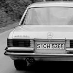 Jubilál az első Mercedes S-osztály 6,9 literes csúcsmodellje