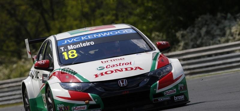 Még mindig WTCC-s autók zúgnak a Hungaroringen