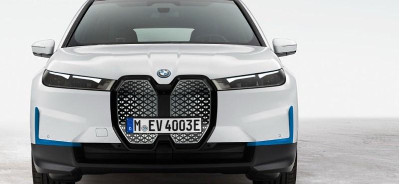 600 kilométeres hatótávú a BMW új elektromos divatterepjárója