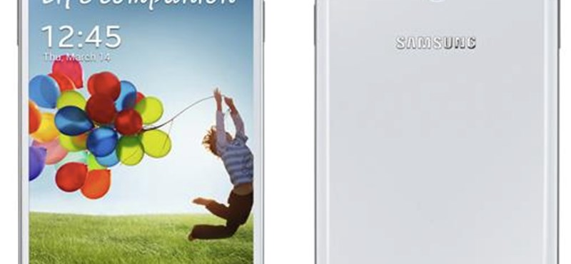A Samsung Galaxy S4 igazi ára