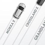 Tovább szaporodnak az X-modellek az Opelnél