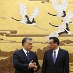 Orbán Kínában is elmesélte győztes csatáit