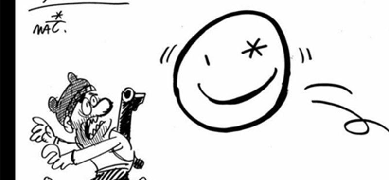 Galéria: Az arab lapok karikaturistái sem kímélték a terroristákat